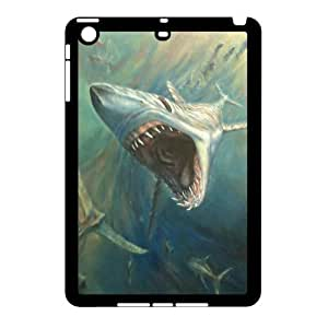 VNCASE Deep Sea Shark Phone Case For iPad Mini [Pattern-1] by icecream design