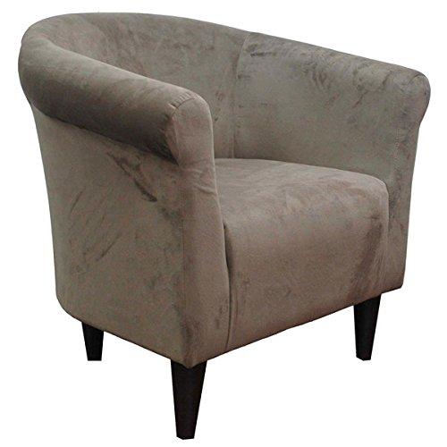 Microfiber Accent Club Chair - 5