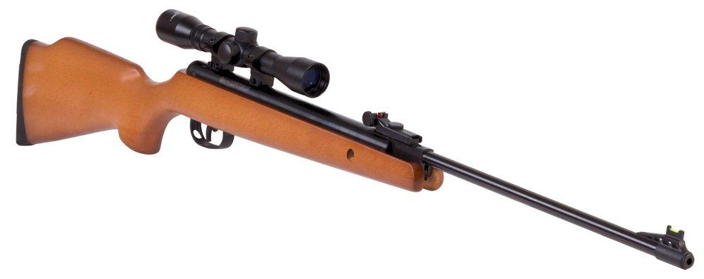 amazon com optimus air rifle 22 with scope hunting air rifles