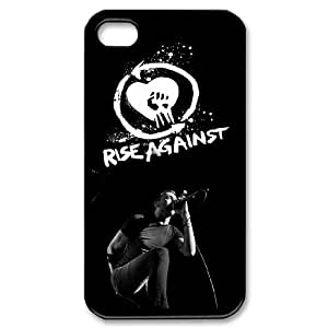 iPhone 4,4S Phone Case Rise Against W67RA03419