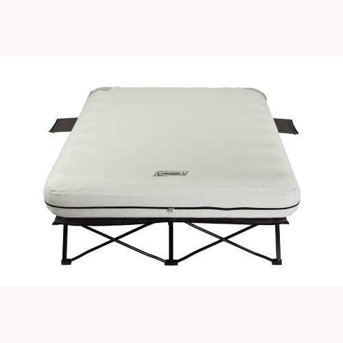 Coleman Camping Cot with Air Mattress | Folding...