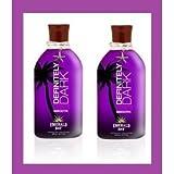 Best Sunbed Creams - 2 X Emerald Bay Definitely Dark Bottle Sunbed Review