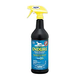Endure Sweat-Resistant Fly Spray For Horses 1 Qt