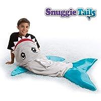 Allstar Innovations - Snuggie Tails -  Shark Blanket for...