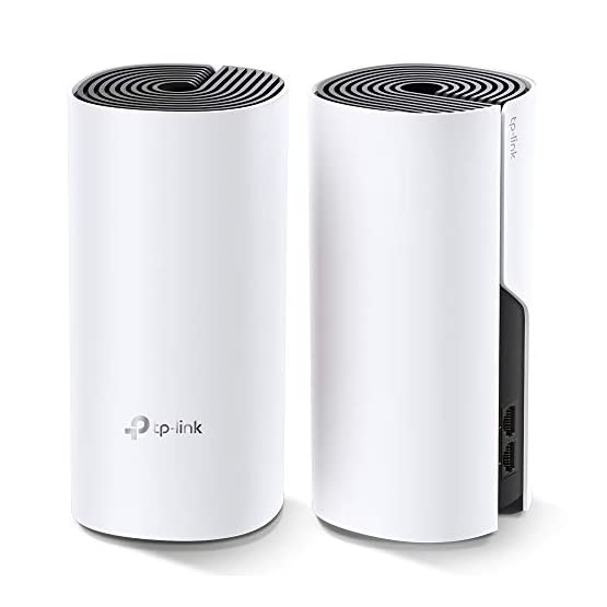 TP-Link Deco Whole Home Mesh WiFi System – Up to 3,800 Sq. Ft. Coverage,WiFi Router/WiFi Extender Replacement,AC1200… 41kUY9XDy7L. SS555