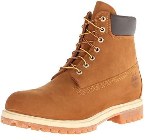Premium Boot, Med Orange 9.5 D - Medium