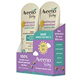 Aveeno Baby Continuous Protection Zinc Oxide