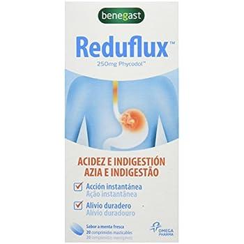 Benegast Reduflux Heartburn & Indigestion 20 Tablets