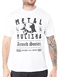 Men's Graphic Death Logo Tee T-Shirt