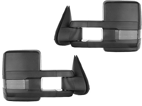 07 chevy 1500 tow mirrors - 8