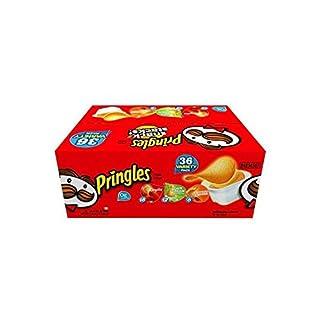 Pringles Potato Chips - 36 pk / 0.74oz Tubs