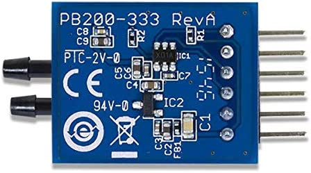 Differential Pressure Gauge Sensor Digilent Pmod DPG1