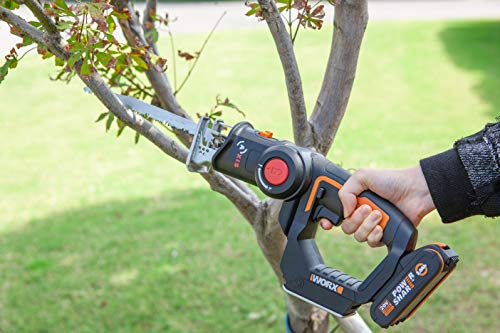 WORX WX550.2 18V (20V MAX) AXIS Multi-Purpose Cordless Saw