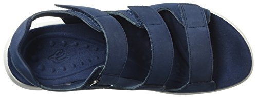 Esprit Facile Womens Shadow8 Pantoufle Bleu