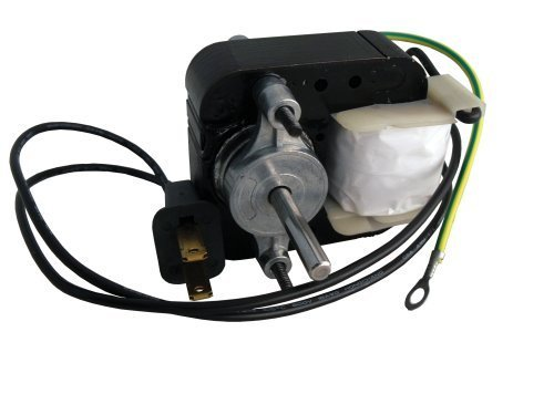 Supco SM555 Range Hood Bath Vent Motor, Replaces Nutone Rangehood Ventilators 68627000, Robertshaw 33-106, VFM106 and GEM K5895, EM555