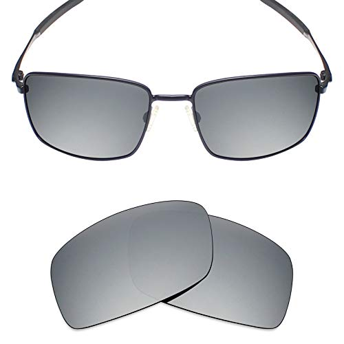 Mryok Polarized Replacement Lenses for Oakley Square Wire 2 (2014) - Silver ()