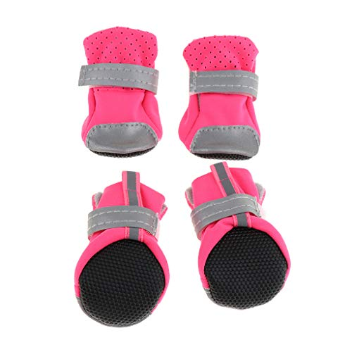 L Mascot Durable Shoes Blesiya Boots Pantofole Complimenti Puppy Cane Pink Ecological Bright Colour B Stivaletti 68fwq