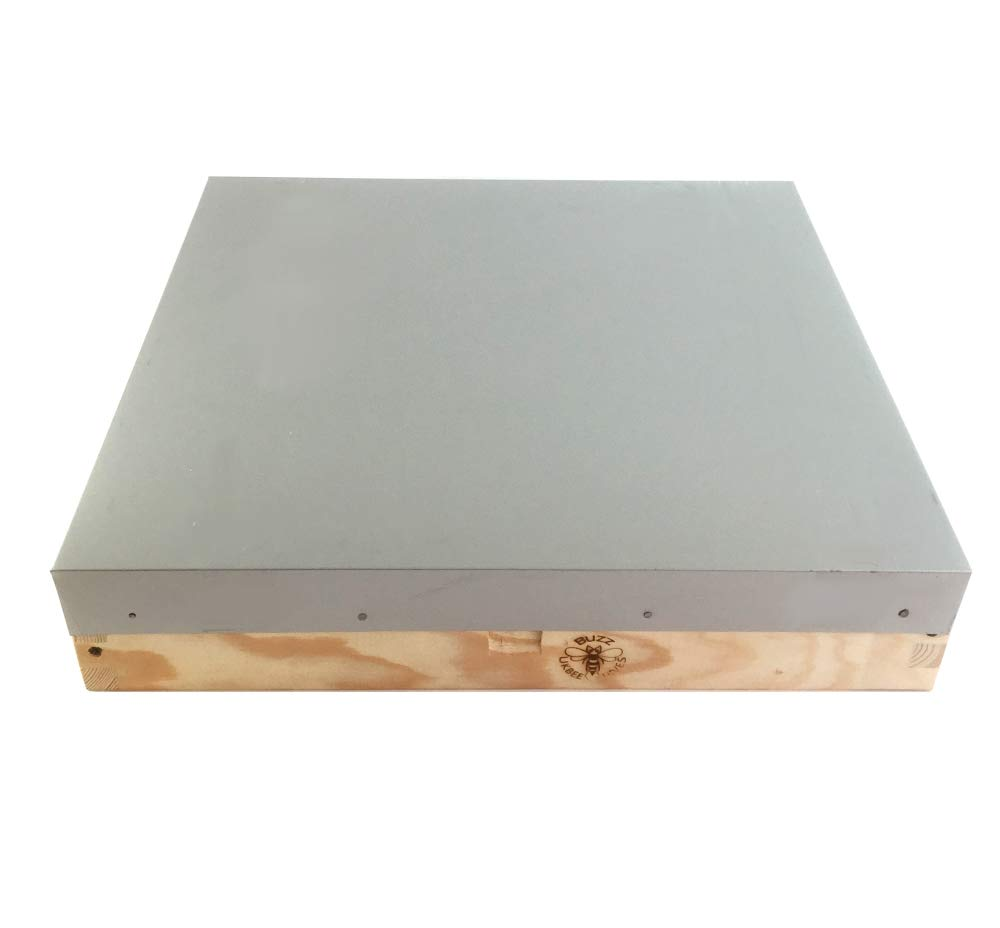 Fully Assembled British National Wooden Bee Hive Roof Simon The Beekeeper