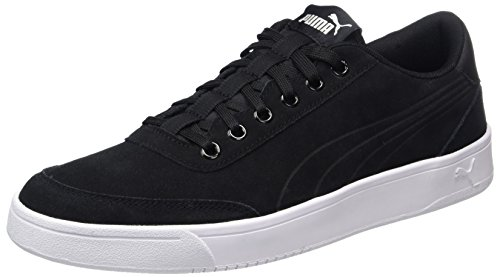Puma Court Breaker SD, Zapatillas Unisex Adulto Negro (Blackblack)