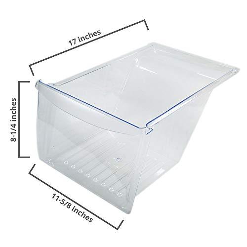 Frigidaire 240337103 Crisper Pan for Refrigerator from Frigidaire