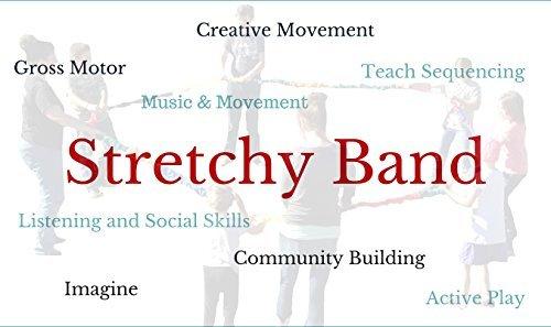 Stretchy Band - Bear Paw Creek Large Stretchy Band