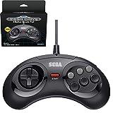 Retro-Bit Official SEGA Mega Drive USB 6-Button