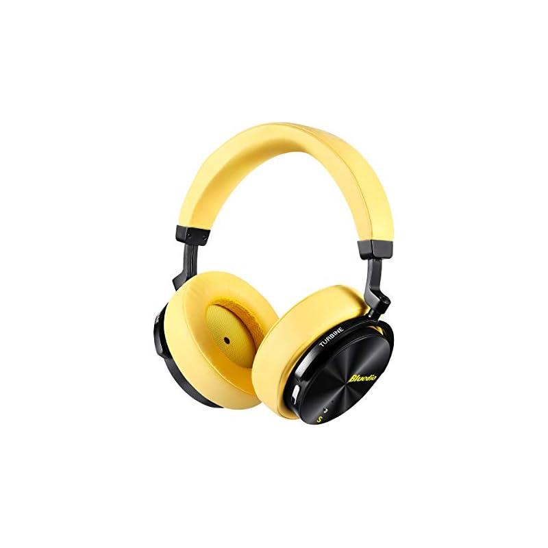 Bluedio T5S Bluetooth Headphones Over Ea
