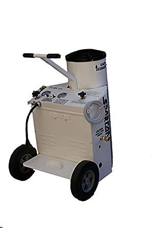 Spartan fury iia hot water pressure washer for 1 5 hp 120v electric motor