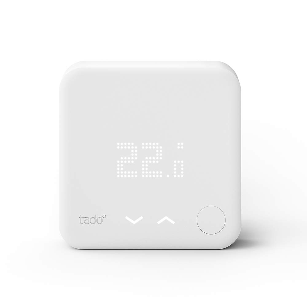 tado° Smart Thermostat - Add-on for Multi-Room Control, intelligent heating control