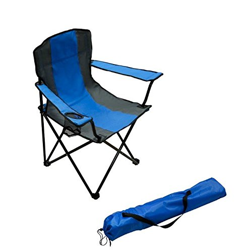 Trademark Innovations Portable Folding Chair