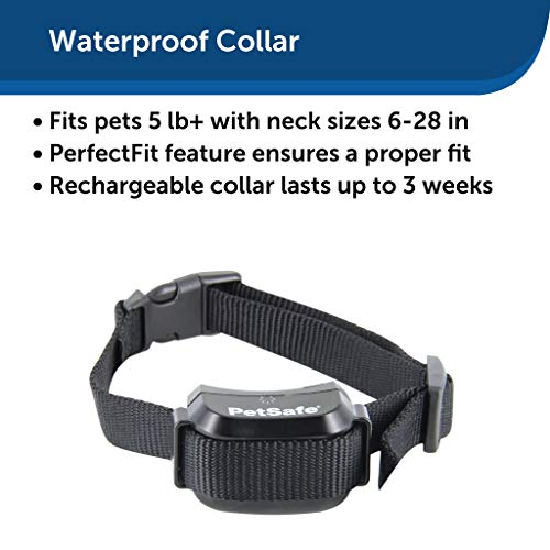 PetSafe YardMax Rechargeable In-Ground Dog and Cat Fence - from the Parent Company of INVISIBLE...