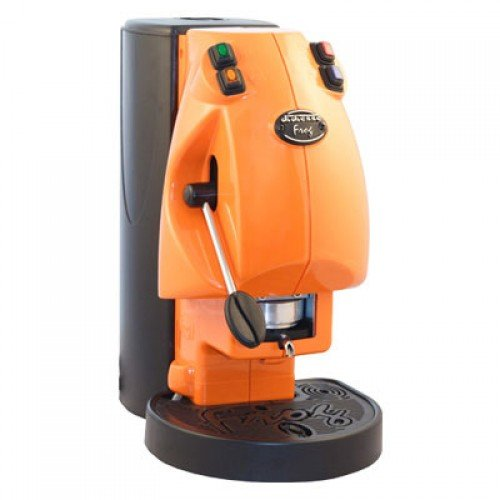 2 opinioni per i1005 didiesse frog macchina a cialde 44 ese arancione caffe arancio