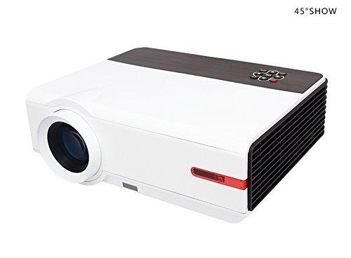 FR S87 5000 Lumen 1080P Full HD 10000:1 Home Theater TV H...