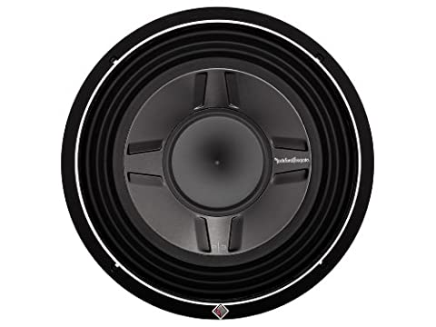 Rockford Fosgate P3SD4-12 P3 Punch Shallow Mount 12-Inch DVC 4-Ohm Subwoofer (12 Subs Shallow)