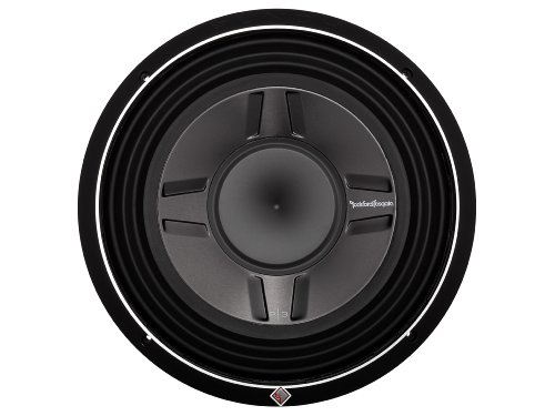 Car Shallow Mount (Rockford Fosgate P3SD4-12 P3 Punch Shallow Mount 12-Inch DVC 4-Ohm Subwoofer)