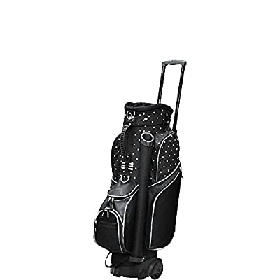 RJ Golf Spinner Travel Golf Bag