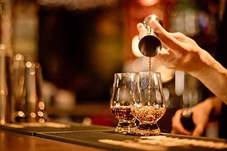 GLENCAIRN - Estuche con 6 Vasos para degustación de Whisky (170 ml)