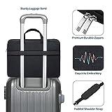 S.K.L Laptop Shoulder Bag, 15-15.6 Inch Business