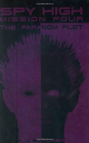 book cover of The Paranoia Plot