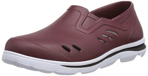 Unisex Shi Chung bordeaux rot Rosso Zoccoli adulto Dux Ortho wRxfq7C