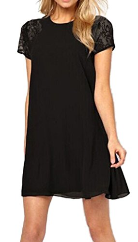 Buy black shift dress size 14 - 3