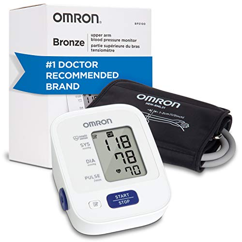 Omron Bronze Blood Pressure