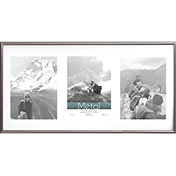 Amazon.com - Timeless Expressions Metal Collage Wall Frame, 10 x 20 ...