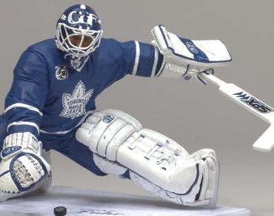 GRANT FUHR / TORONTO MAPLE LEAFS McFarlane 6 Inch NHL SERIES 19 Sports Picks Action Figure