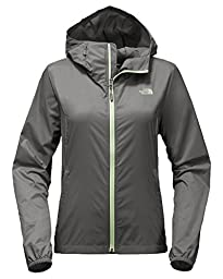 The North Face Women\'s Cyclone 2 Hoodie Asphalt Grey M