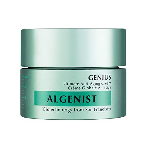Algenist GENIUS Ultimate Anti-Aging Cream - Vegan Firming & Smoothing Moisturizer with Alguronic Acid & Microalgae Oil - Non-Comedogenic & Hypoallergenic Skincare