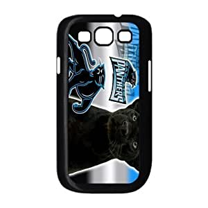 Customize NFL Carolina Panthers Back Cover Case for SamSung Galaxy S3 I9300 JNS3-1073