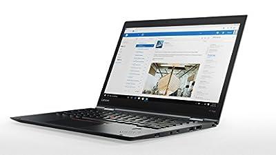 """Lenovo ThinkPad X1 Yoga 2nd Gen 20JD004UUS 14"""" WQHD (2560x1440) 2-in-1 Ultrabook - Intel Core i5-7200U Processor, 8GB RAM, 512GB PCIe SSD, Windows 10 Pro"""