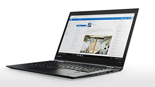 2017 Lenovo ThinkPad X1 Yoga 2 Multimode Ultrabook - Windows 10 Pro, Intel i7-7500U, 512GB SSD, 8GB RAM, 14