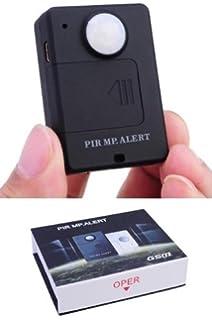 MICROSPIA MEDIOAMBIENTAL GSM PIR A9 ALARMA DETECTOR DE MOVIMIENTO ANTI INTRUSIÓN